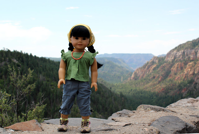 Oak Creek Canyon Lookout