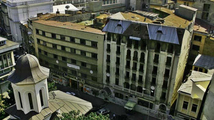 Hotel Muntenia