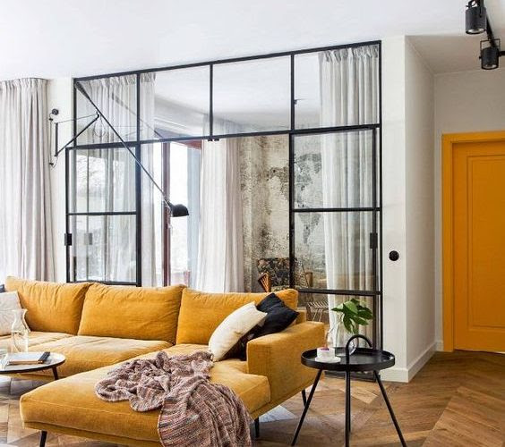 Yellow Sofas For A Standout Livingroom See Five Interior Design Ideas