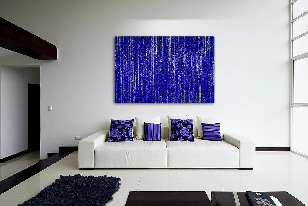 Contemporary Canvas Wall Art Ideas