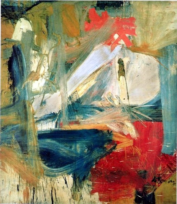 Beautiful Examples of Abstract Expressionism Art Works (12)