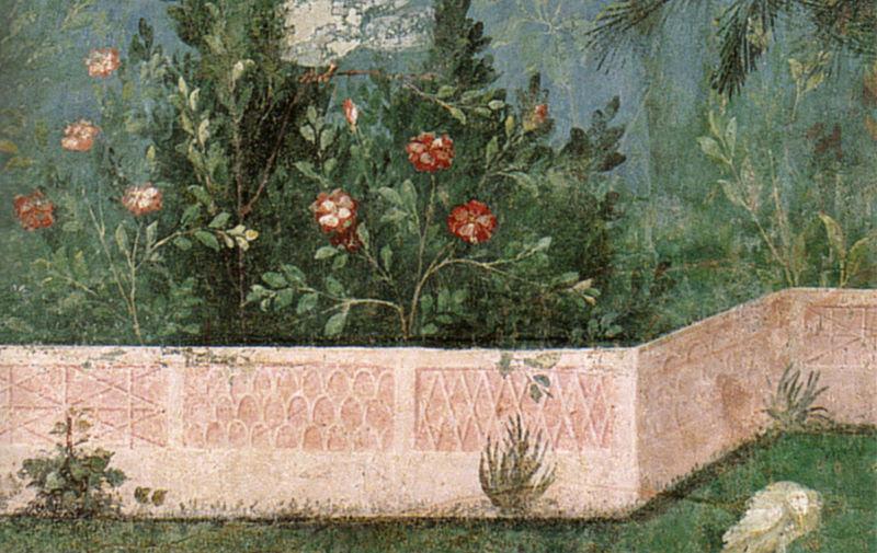 File:Villa di livia, affreschi di giardino, parete corta meridionale 04.jpg