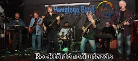 Hangfogó Band 2017
