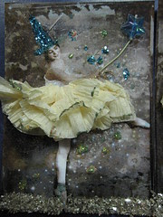 Miss Spellbinders Magic Ballet ATC! 4