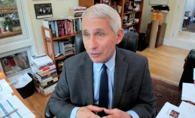 El Dr. Anthony Fauci dice que hay una posibilidad de que el coronavirus de la vacuna puede no proporcionar inmunidad para muy largo