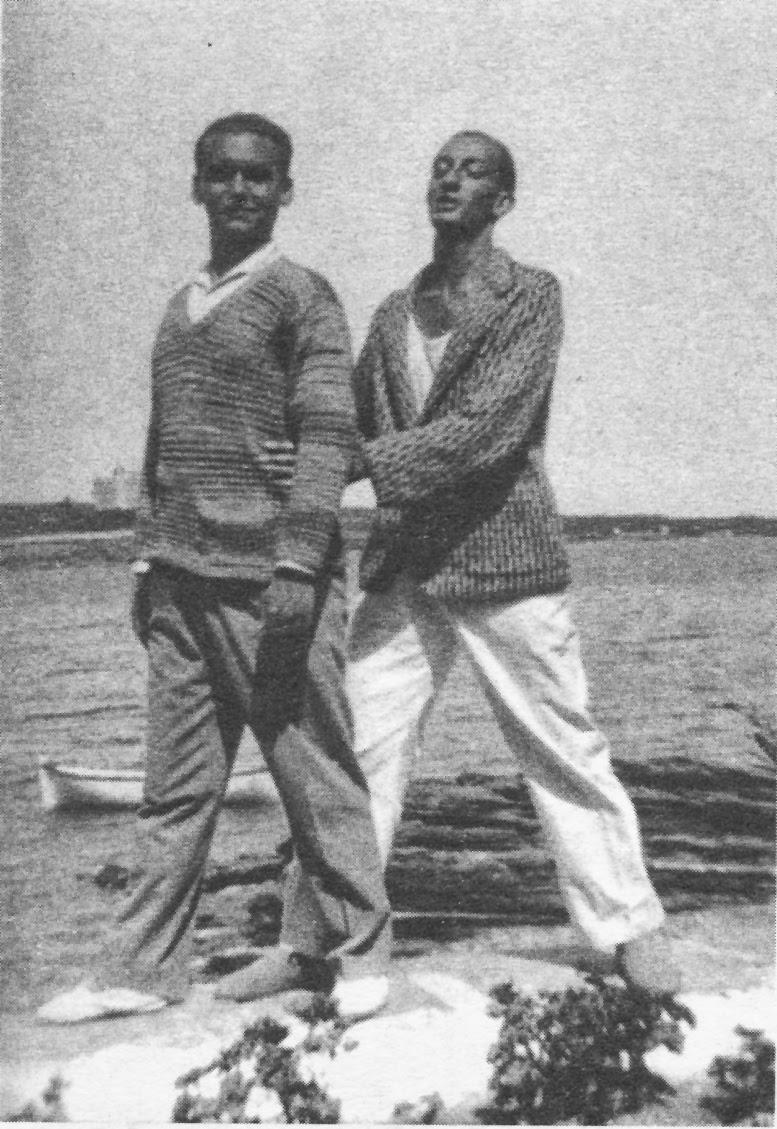 Con Dalí en el verano loco en Cadaqués, 1927