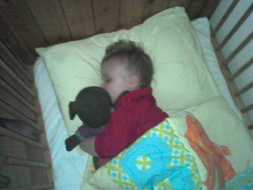 Asleep with Julien