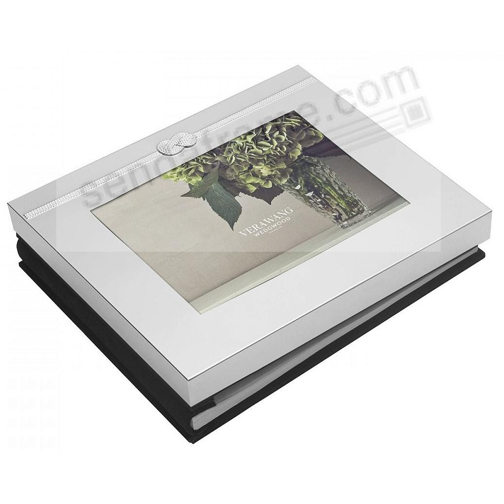 Infinity Guest Book W7x5 Cover Frame By Vera Wang Picture Frames