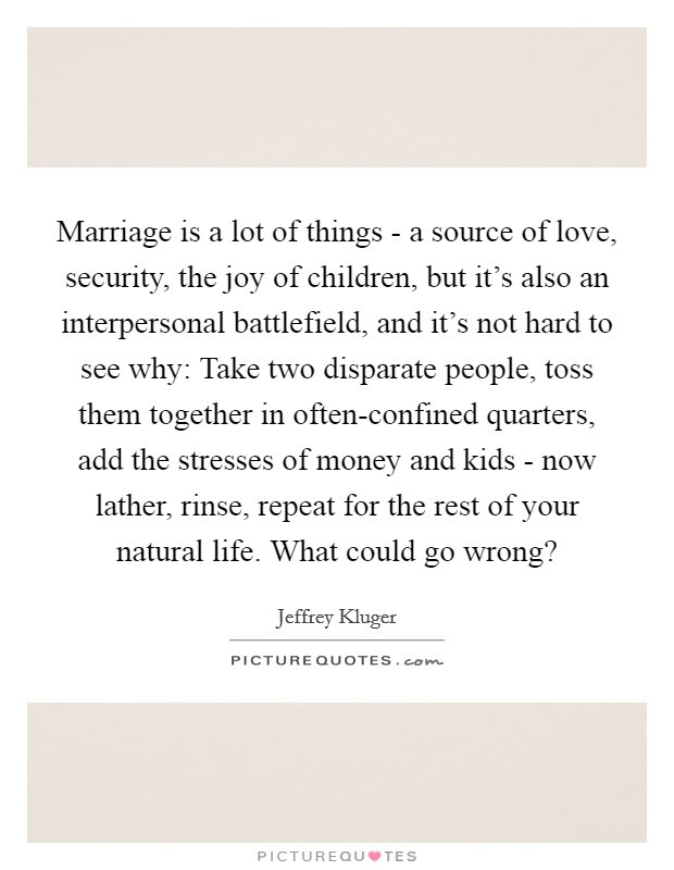 Marriage For Money Quotes Sayings Marriage For Money Picture Quotes