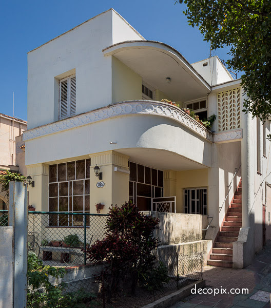 Art Deco House - Havana | Decopix