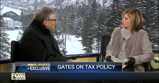Change immigration: Microsoft co-founder and philanthropist Bill Gates spoke about the 'perverse' Immigration policies in the U.S. that force foreigners who were educated here leave the country
