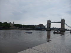London Bridge and Tower