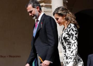 La entrega del Premio Cervantes en imágenes