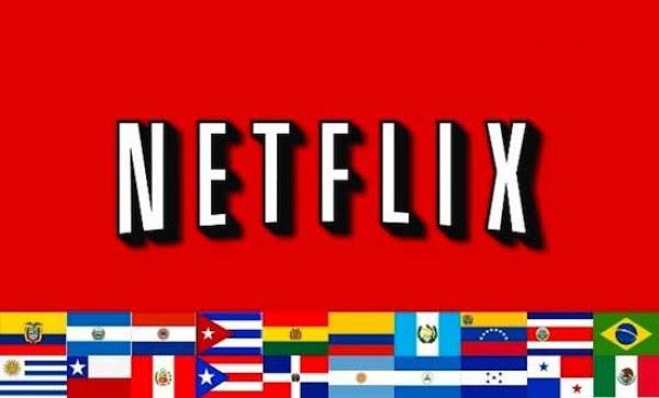 Resultado de imagen para netflix latinoamerica
