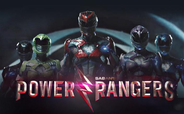 Resultado de imagem para Power Rangers 2017 new posters
