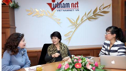 Văn hóa, Người Việt, Vốn văn hóa, Nhà báo Kim Dung, nhà biên kịch Hồng Ngát, nhà báo Thu Hà