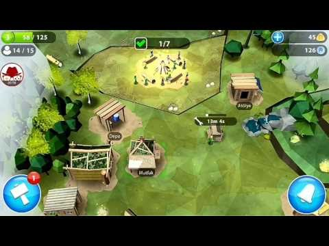 Eden Android gameplay mobil oyun