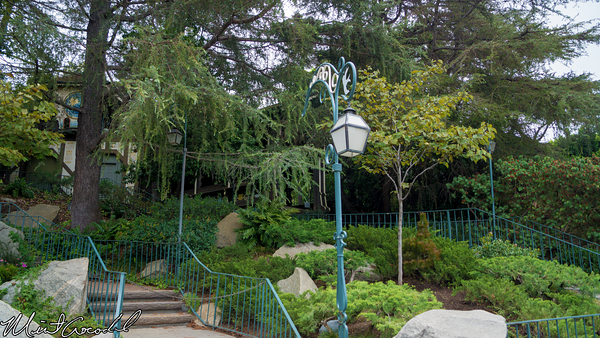 Disneyland Resort, Disneyland, Skyway, Chalet