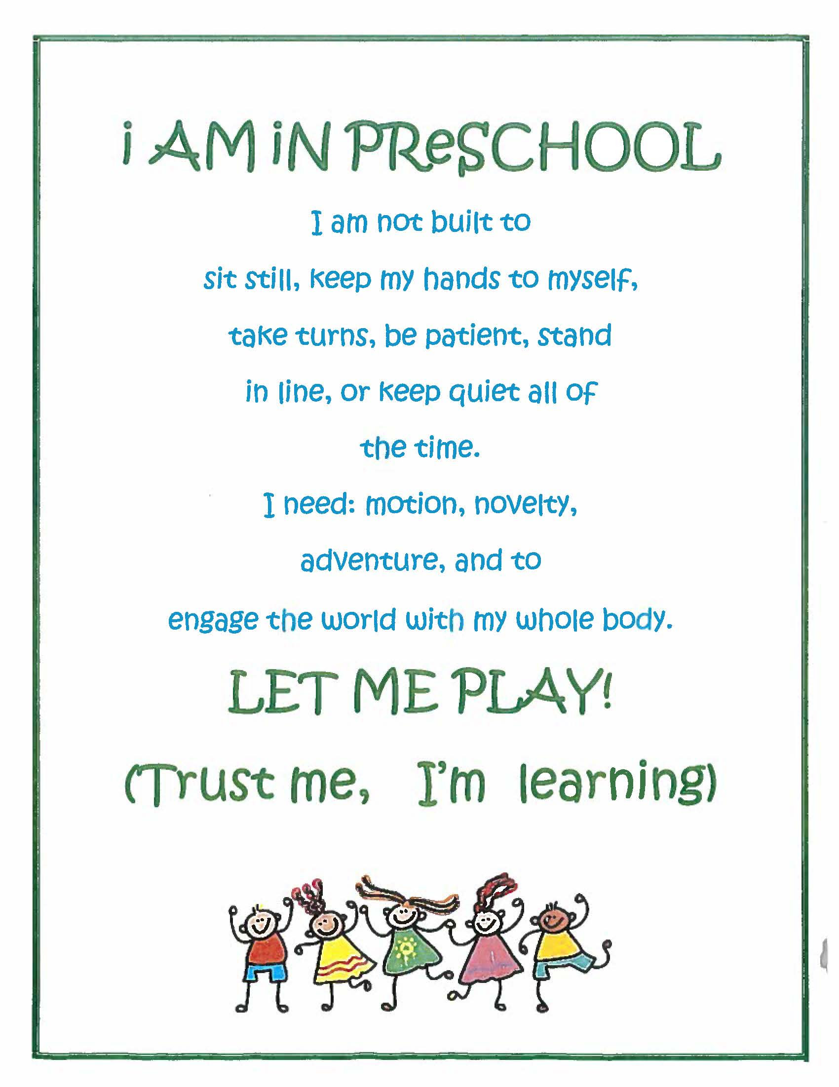 Quotes About Learning In Kindergarten 22 Quotes