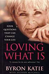 Byron Katie | Loving What Is | Tarot Thrones book amazon link