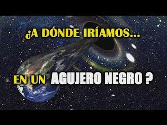 ¿Qué pasaría si la Tierra es absorbida por un agujero negro?