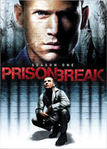 Prison Break Season One (DVD Cover)