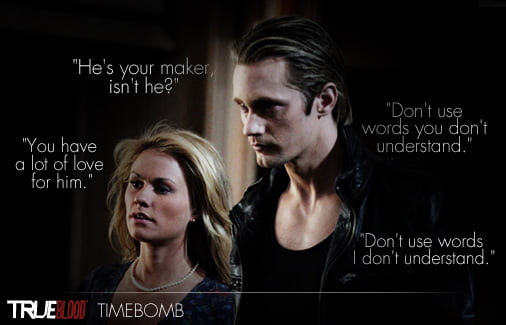 true blood eric and sookie. Kiss The Girl – An Eric