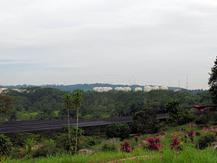 Gombak from Track 14