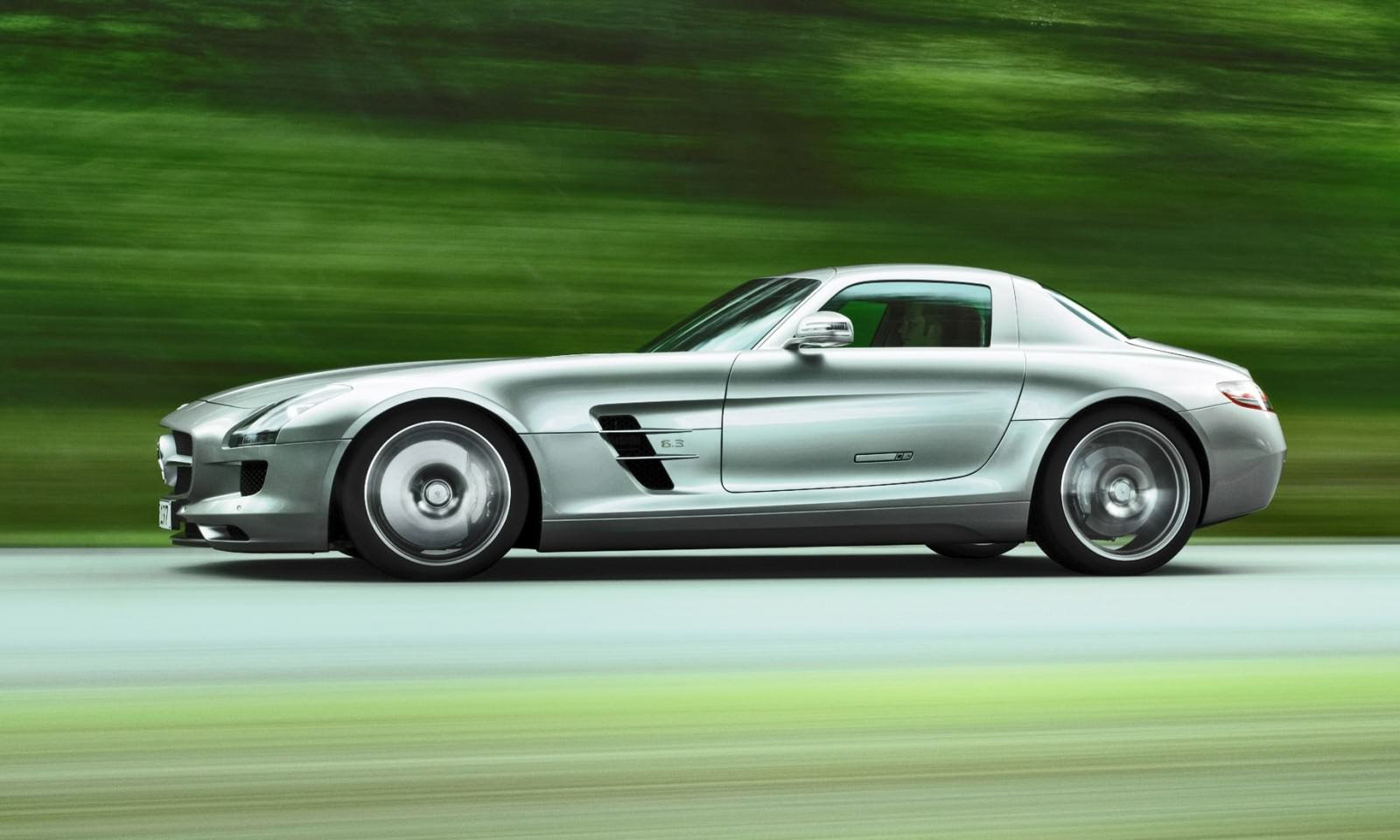 Mercedes-Benz Gullwing Supercar Evolution 59 copy