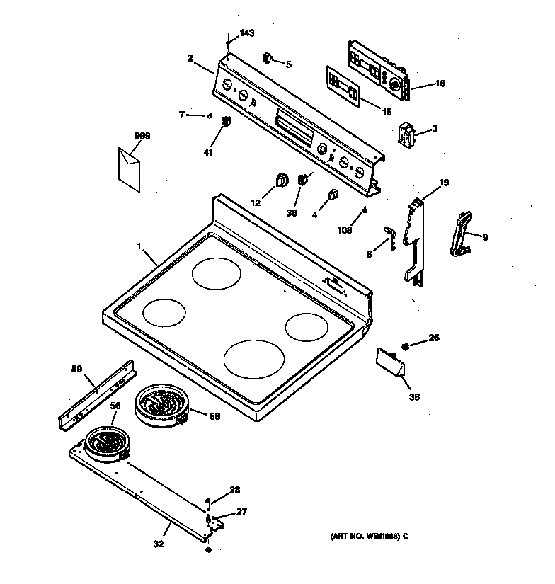 29 Hotpoint Oven Parts Diagram