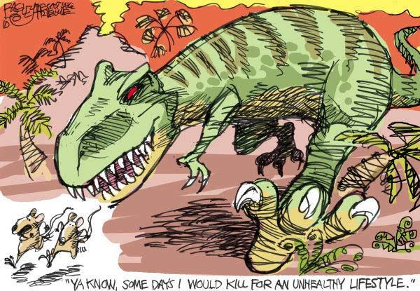 Cartoon by Pat Bagley