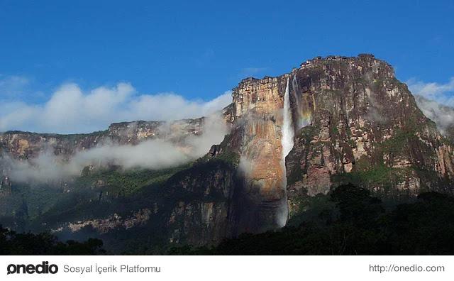 En Yüksek Şelale - Angel Falls, Venezuela