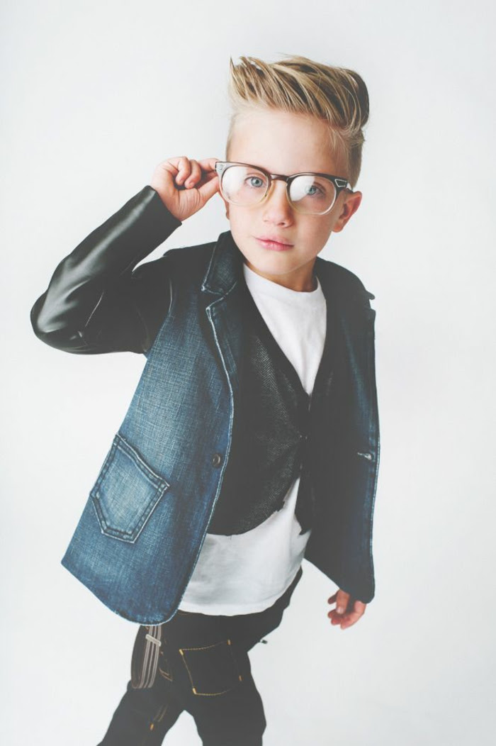 1001 Trendige Und Coole Frisuren Für Jungs