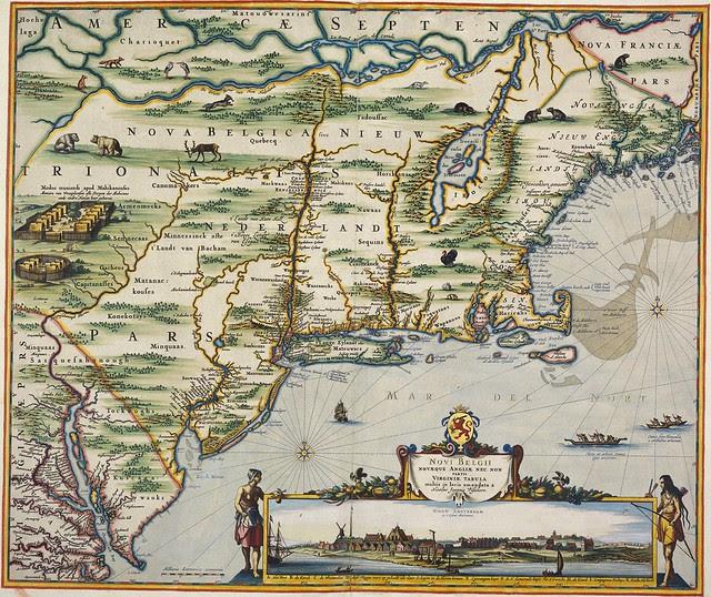 Novi Belgii - Virginia