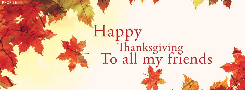 Happy Thanksgiving To My Friends Happy Thanksgiving Images Free