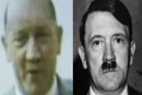 Hitler Didn't Die Fled To Argentina Stunning Admission