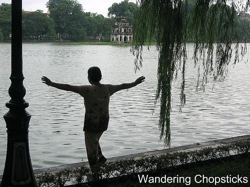 Ho Hoan Kiem (Returned Sword Lake) - Hanoi - Vietnam 4