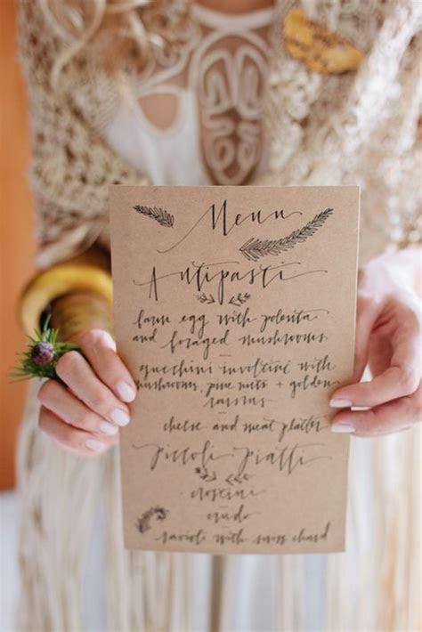 1000  ideas about Menu Cards on Pinterest   Wedding Menu