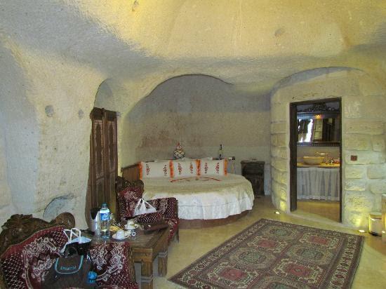Φωτογραφίες από Gamirasu Cave Hotel, Αϊβαλί