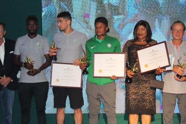Moses, Balogun, Rohr, Oshoala Win At 2017/2018 Nigeria Pitch Awards
