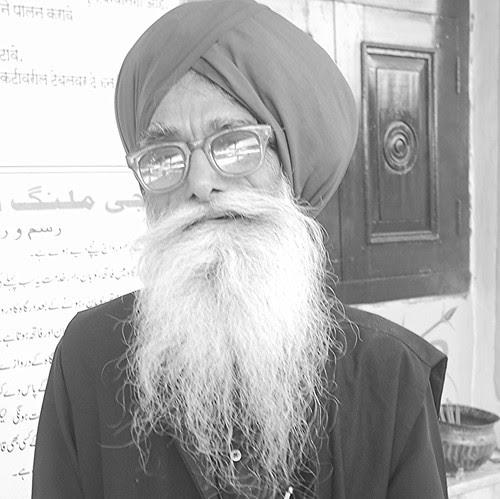 The Humility of The Sikh Malang Of Haji Malang by firoze shakir photographerno1