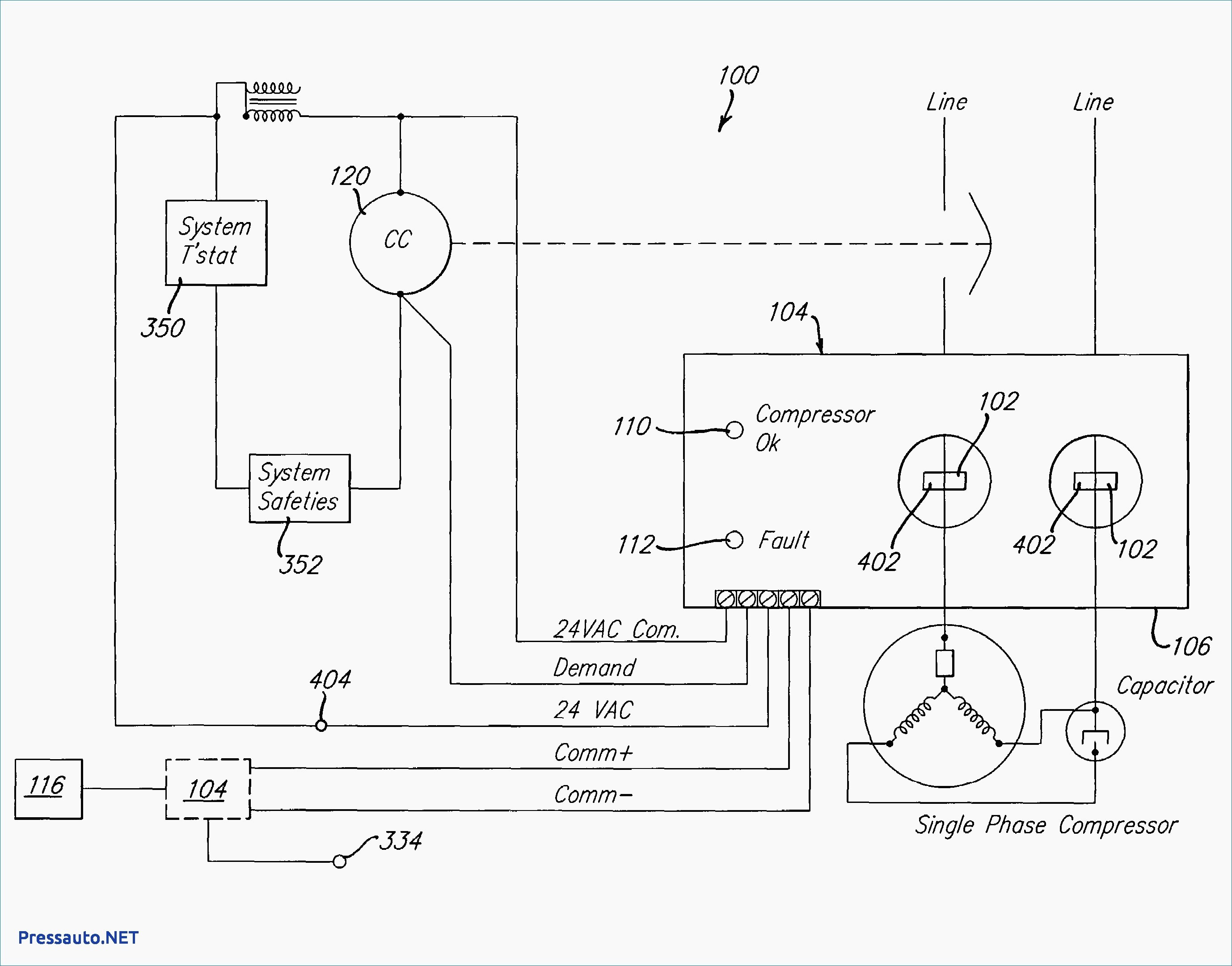 Emerson Blower Motor Wiring Diagram