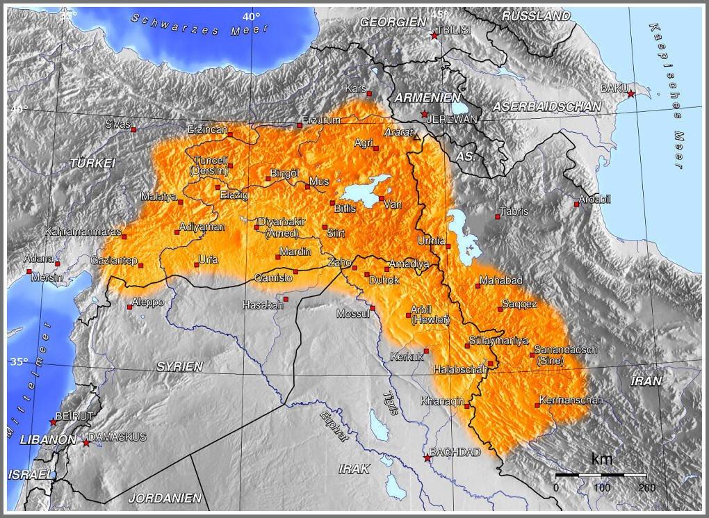 Καταγγελία: Διαλύουν τη Συρία και κατόπιν την Τουρκία
