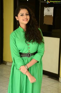 Heroine Geetanjali