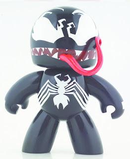 Venom Marvel Legends Mighty Muggs