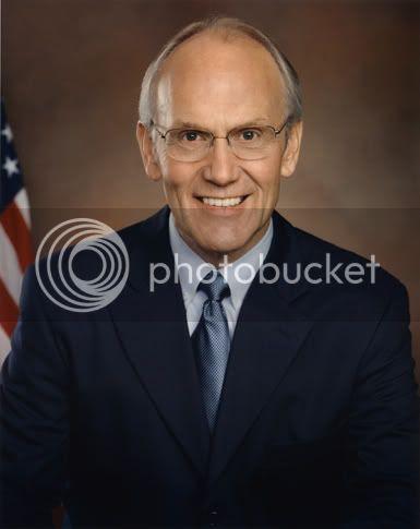 Sen. Larry Craig, photo from his website