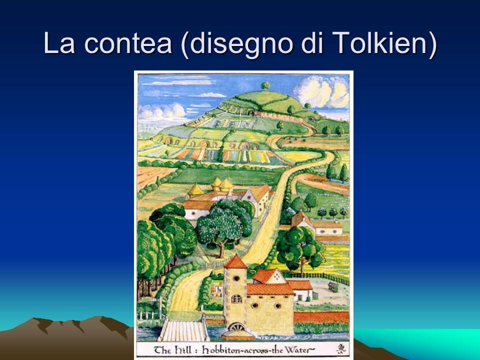Risultati immagini per la contea di tolkien