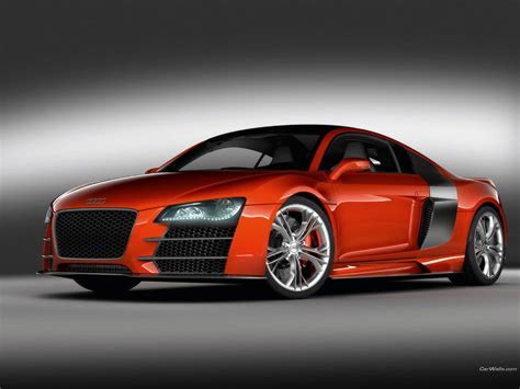 Audi R8. MotoBurg