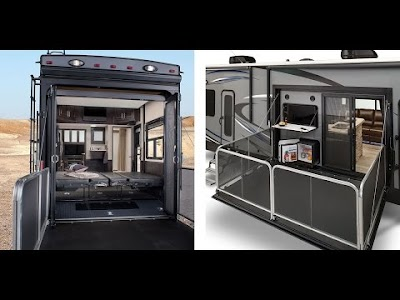 Rollin' on TV: Jayco Seismic Toy Hauler, Nautical Scout Kitchenware & Bran Muffins