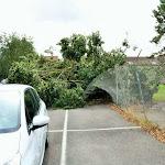 Genlis | Genlis : les orages font de nouveau des dégâts dans le secteur